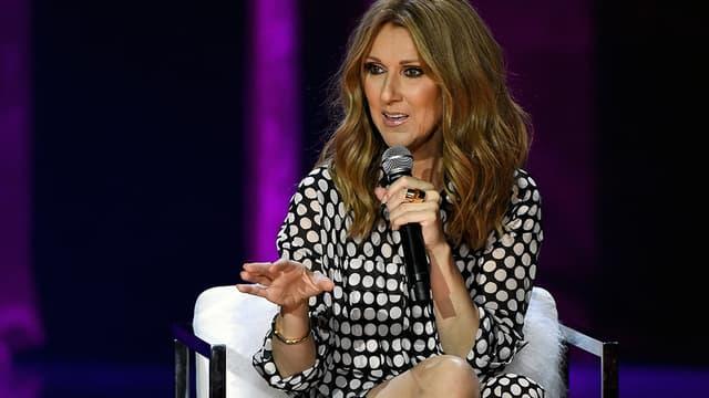 Céline Dion en août 2015.