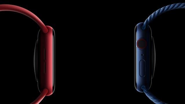 L'Apple Watch Series 6 d'Apple