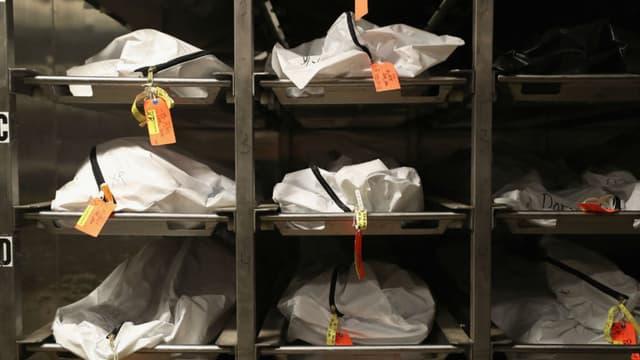 Une morgue (Photo d'illustration).