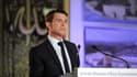 """Manuel Valls s'est déplacé à la mosquée d'Evry-Courcouronnes, vendredi, lors de la rupture du jeûne du ramadan, pour adresser un message """"apaisement"""" aux musulmans de France."""