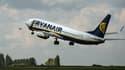 Ryanair menace d'interrompre ses vols entre le Royaume-Uni et l'Union européenne.