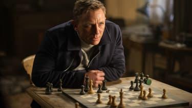 """Daniel Craig dans """"Spectre"""" (2015)"""