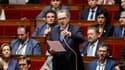Le groupe LaREM à l'Assemblée nationale