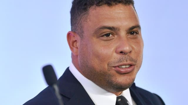 Ronaldo, ambassadeur de la Coupe du monde 2014