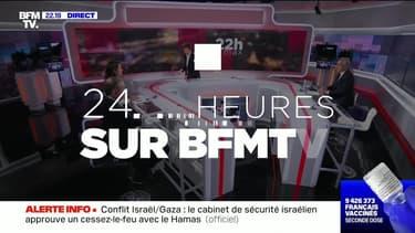 24H sur BFMTV: les images qu'il ne fallait pas rater ce jeudi - 20/05