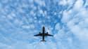 Un avion (illustration).