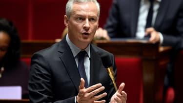 """Bruno Le Maire veut des pensions de réversions """"plus efficaces""""."""