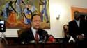 """L'ancien dictateur haïtien Jean-Claude Duvalier a exprimé vendredi ses regrets aux victimes de son règne et dit vouloir contribuer à la reconstruction de son pays, dans sa première allocution depuis son retour inopiné. """"Baby Doc"""" a également appelé à la r"""