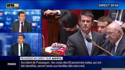 Fiscalité locale des retraités: Manuel Valls a annoncé une exonération pour 2015 et 2016