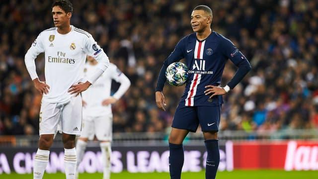 Le Real Madrid ne lâche pas Kylian Mbappé