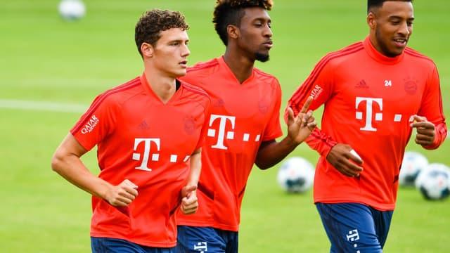Avec Benjamin Pavard, Kingsley Coman et Corentin Tolisso, le Bayern Munich aura toujours l'accent français.
