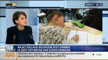 Najat Vallaud-Belkacem: L'invitée de Ruth Elkrief – 04/12