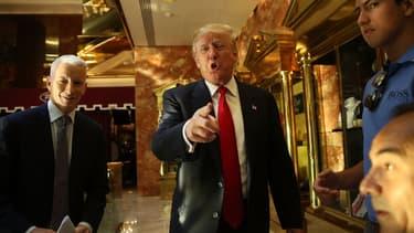 Donald Trump a dévoilé ses mesures chocs sur le plan économique.
