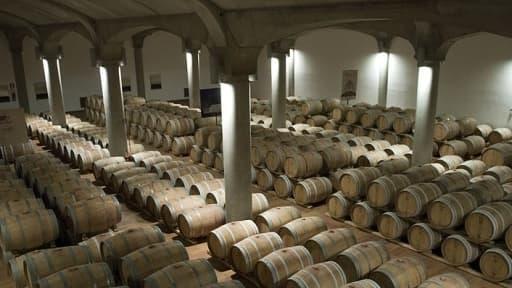 La production de vins est en hausse