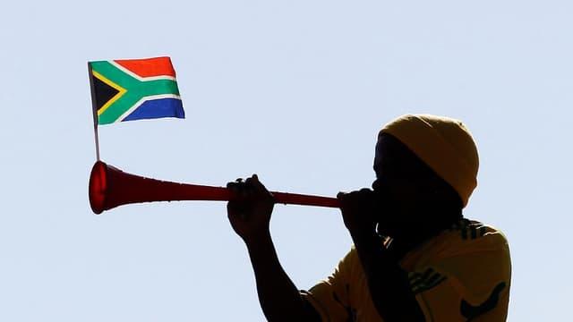 Une vuvuzela