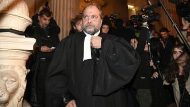 Me Eric Dupond-Moretti, avocat d'Abdelkader Merah.