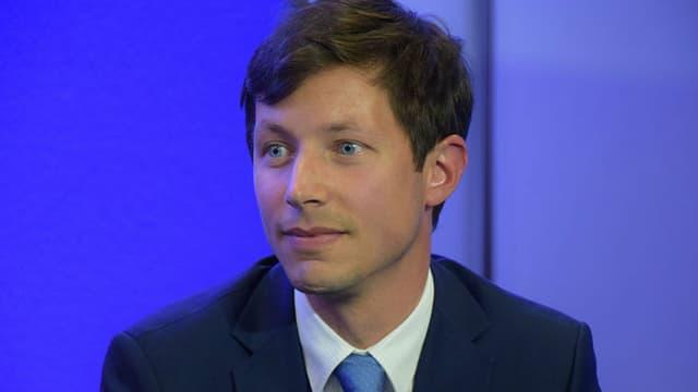 François-Xavier Bellamy en 2014
