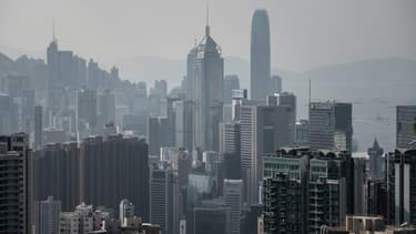 Record battu à Hong Kong pour une place de parking: 592.000 euros