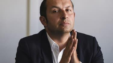 Sébastien Chenu (ici en 2017), porte-parole et député RN, a dénoncé jeudi les décisions de justice concernant son parti ayant abouties à la saisie de deux millions d'euros d'aide publique