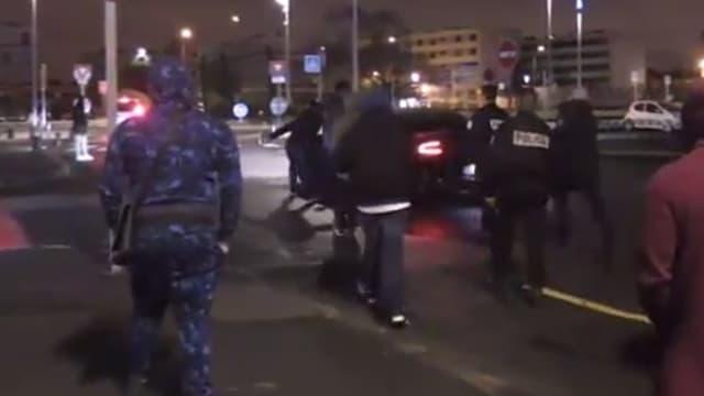 Un supporter du PSG a été heurté par Thiago Motta au Bourget mercredi soir