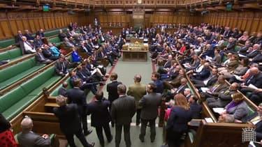 La Chambre des Communes a rejeté tous les plans alternatifs au plan de retrait de Theresa May lundi 1er avril à Londres.
