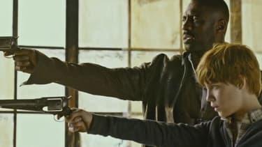 """Idris Elba donne la réplique à Matthew McConaughey dans """"La Tour Sombre"""", en salles le 16 août 2017"""