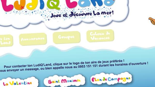 Ludiq'Land propose des parcs de jeux couverts et climatisés pour enfants.