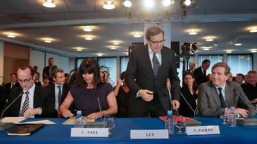 L'état major de TF1 a demandé -en vain- un passage en clair de LCI au CSA