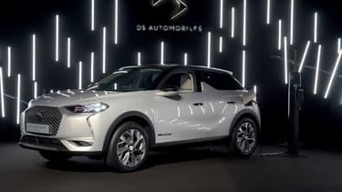 La DS3 Crossback, lancée il y a quelques semaines, sera une des vedettes françaises du Mondial, notamment dans sa version électrique E-Tense.