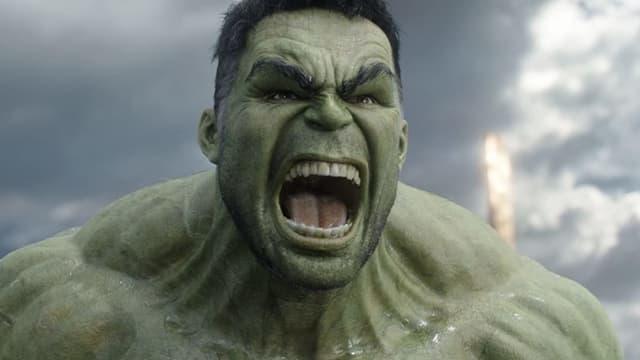 Mark Ruffalo incarne Hulk dans les films du studio Marvel