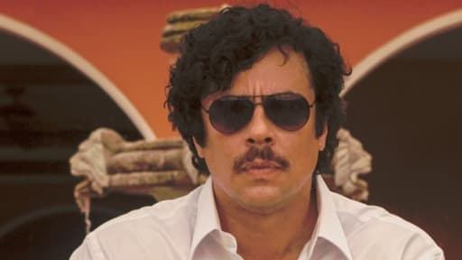 Un des films les plus attendus du duo est 'Paradise Lost', une biographie de Pablo Escobar avec Benicio Del Toro
