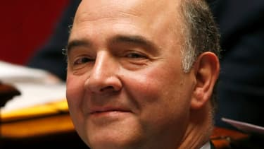 Pierre Moscovici a répondu aux critiques, lundi 14 mai.