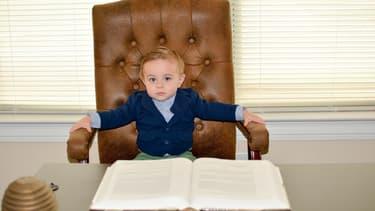 Mieux vaut afficher un visage d'enfant de choeur qu'une tête de requin pour décrocher un poste de PDG selon une étude américaine.