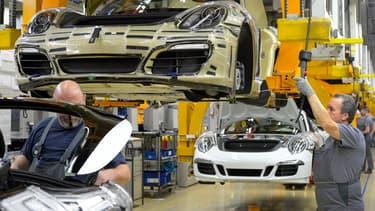 Porsche va verser une prime exceptionnelle à ses salariés