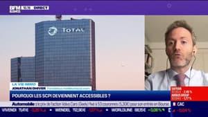 Jonathan Dhiver (meilleurescpi.com) : Pourquoi les SCPI deviennent accessibles ? - 25/10