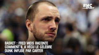 JO 2000 / Basket : Fred Weis raconte comment il a vécu le célèbre dunk infligé par Carter