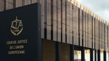 La Cour de justice de l'Union européenne, à Luxembourg. (Photo d'illustration)
