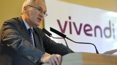 Jean-Bernard Lévy, le patron de Vivendi