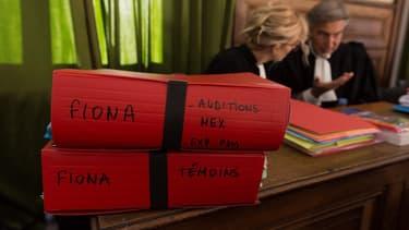 Première altercation entre les deux accusés au cours du procès de l'affaire Fiona