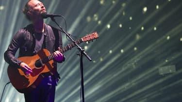 Thom York était notamment attendu aux Nuits de Fourvière.