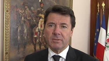 Christian Estrosi, député-marie UMP de Nice