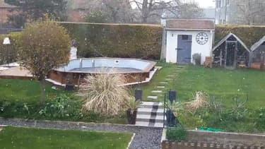 Haute-Marne : neige à Saint-Dizier - Témoins BFMTV