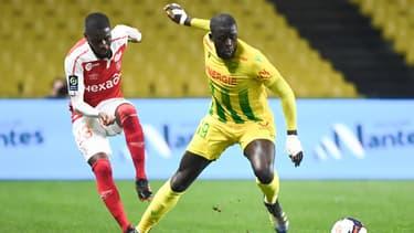 Abdoulaye Touré face à Cassama