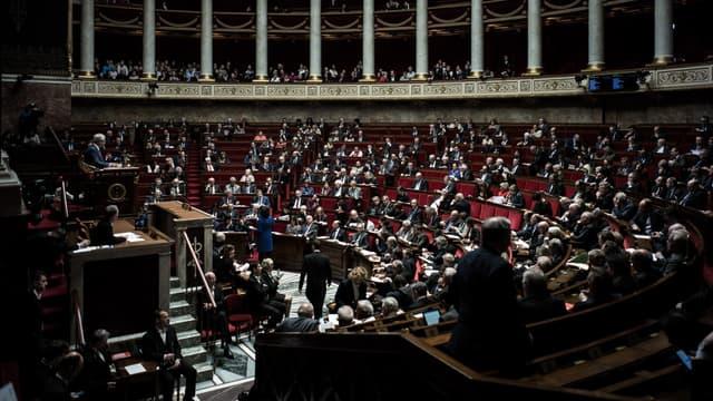 L'Assemblée examine actuellement le projet de loi agriculture et alimentation.