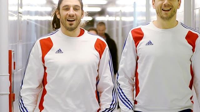 Bertrand et Guillaume Gille