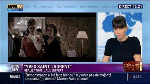 Culture et vous: Le cinéma français à l'honneur de la 40ème cérémonie des Césars – 20/02