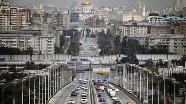 La ville de Moscou. (Photo d'illustration)
