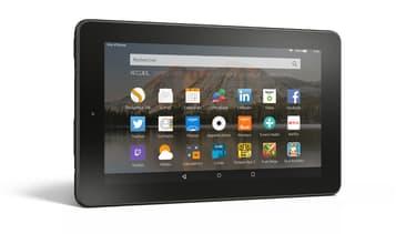 Selon Amazon cette Kindle Fire à 60 euros serait plus résistante qu'un iPad Air.