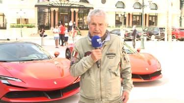 Claude Lelouch, en direct de Monaco sur BFMTV le 24 mai 2020