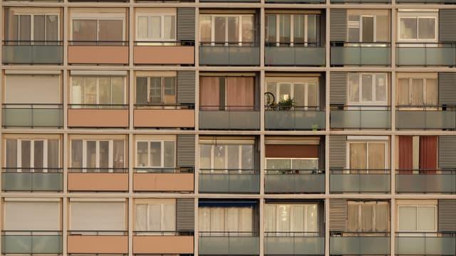 4 familles sur 10 à Paris vivraient dans un logement étriqué.